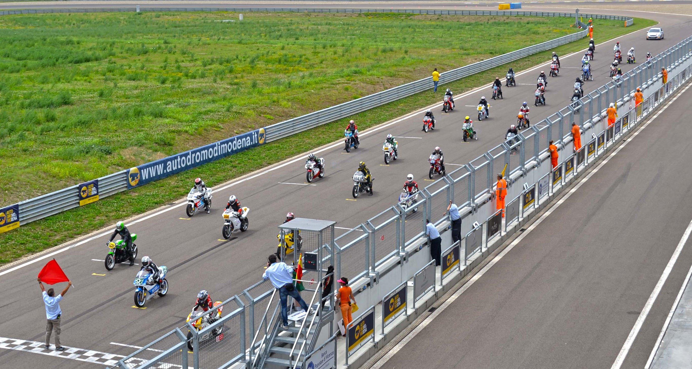 Circuito Modena : Federmoto