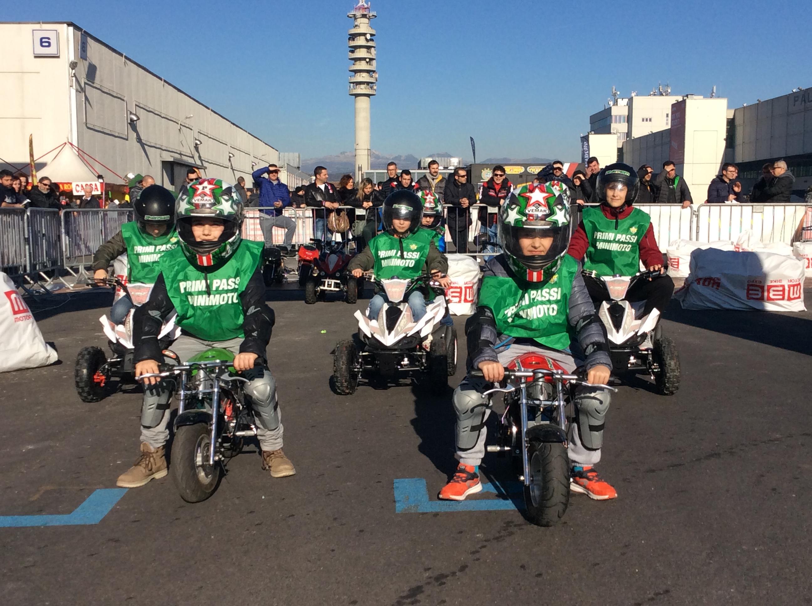 Federazione Motociclistica Italiana Motor Bike Expo La