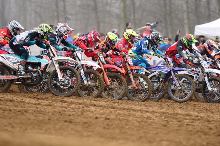 Calendario Mondiale Motocross.Federmoto