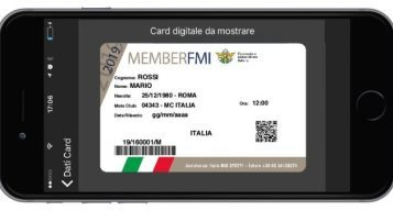 Tessera Member MC Italia