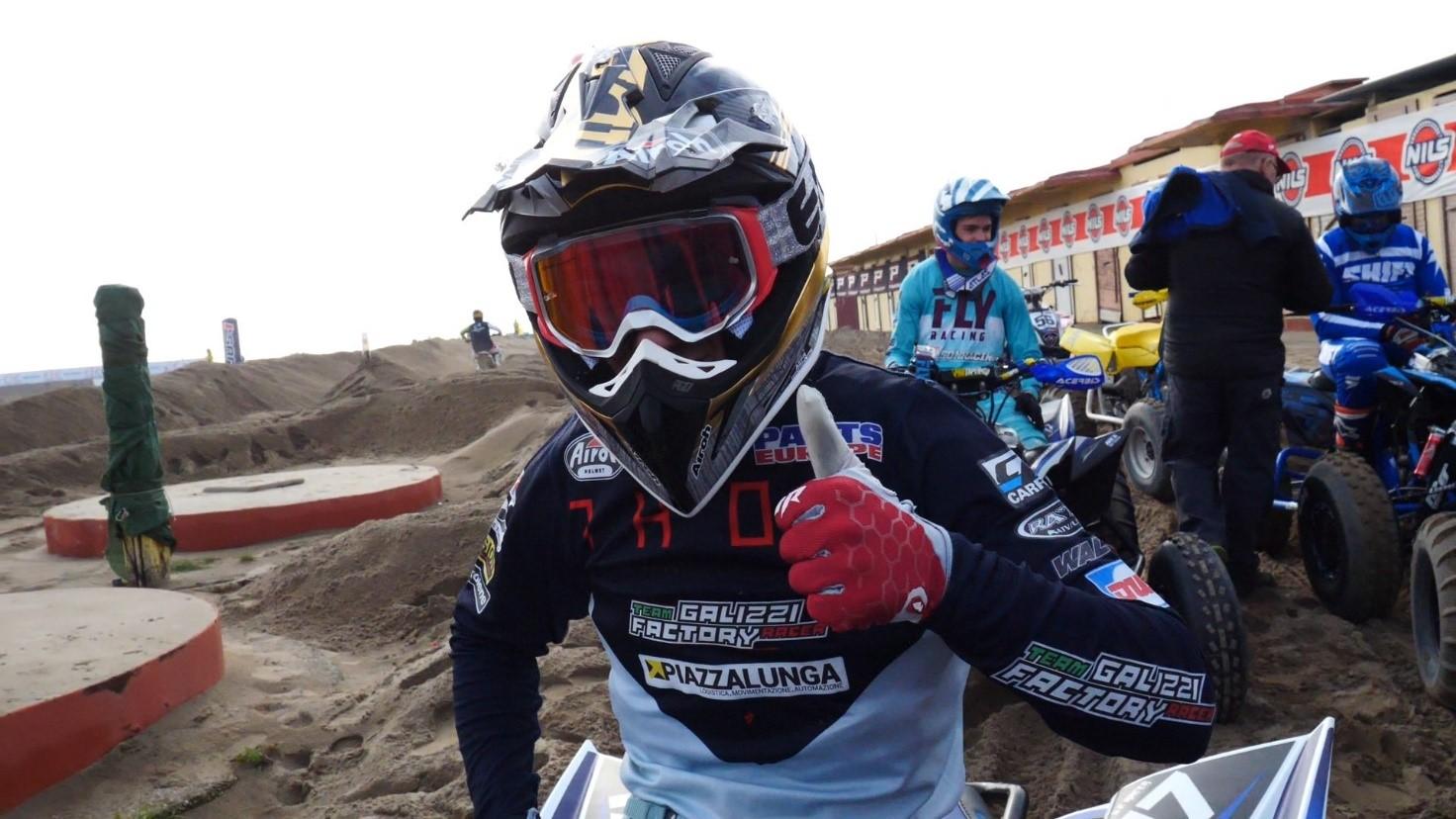 Paolo Galizzi Campione Italiano Supermare Quadcross thumbnail