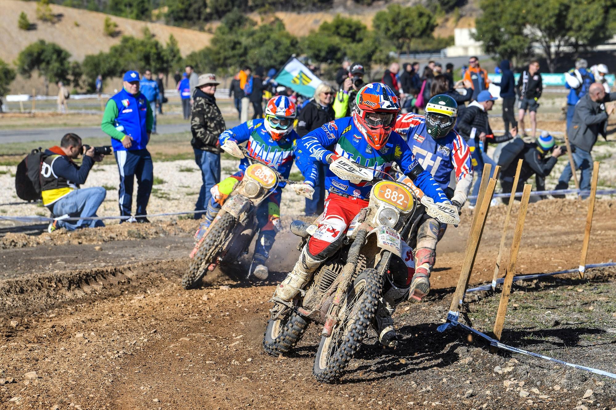 FIM Enduro Vintage Trophy all'Isola d'Elba dal 20 al 23 ottobre 2021 thumbnail