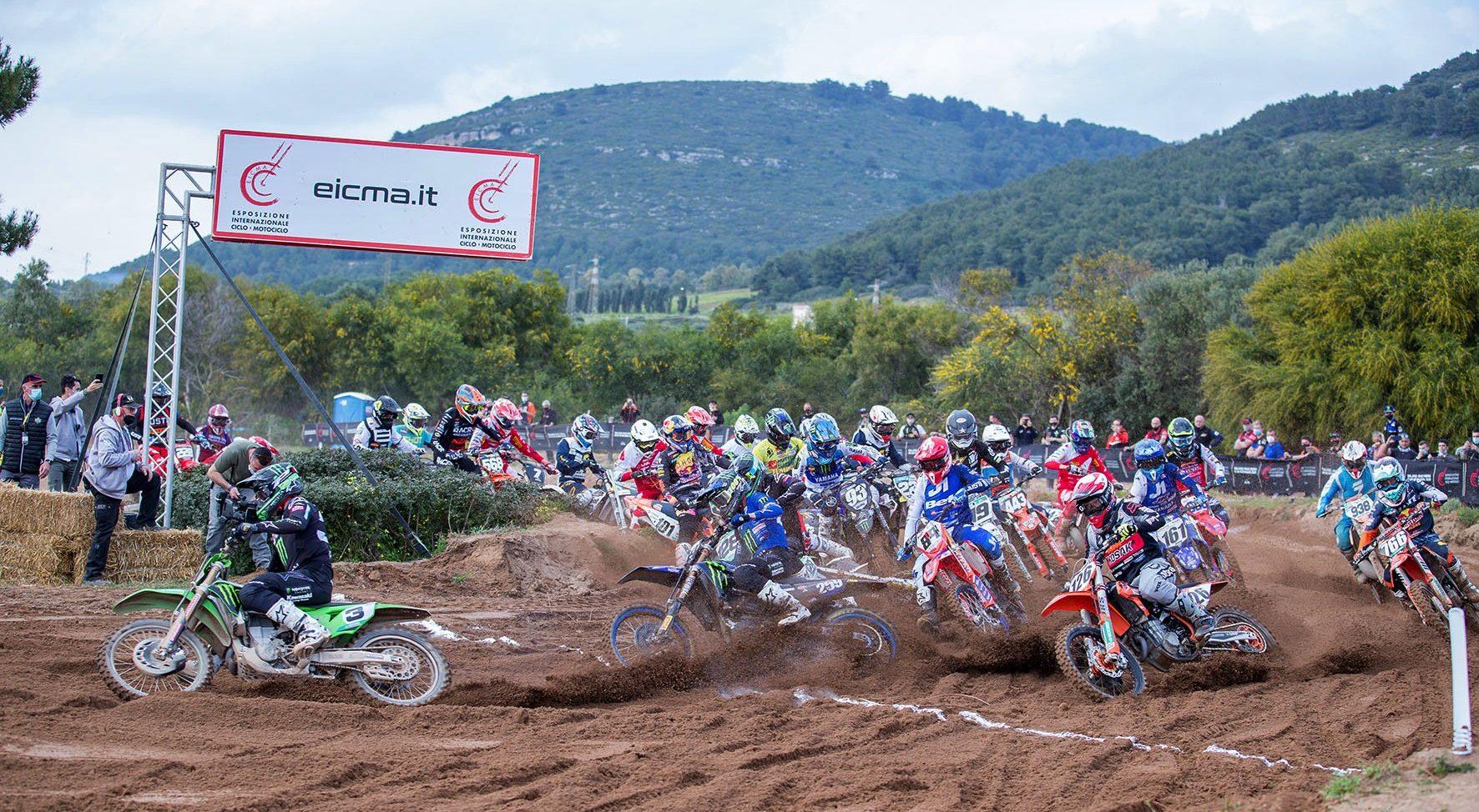 Internazionali Motocross. Grandi sfide sulla sabbia di Alghero thumbnail