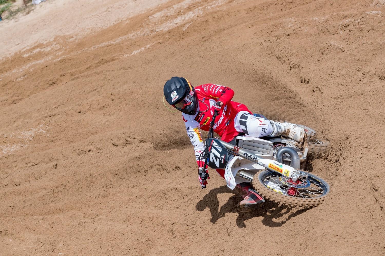 Positivo inizio di stagione per i Pata Talenti Azzurri FMI Motocross a Riola Sardo thumbnail