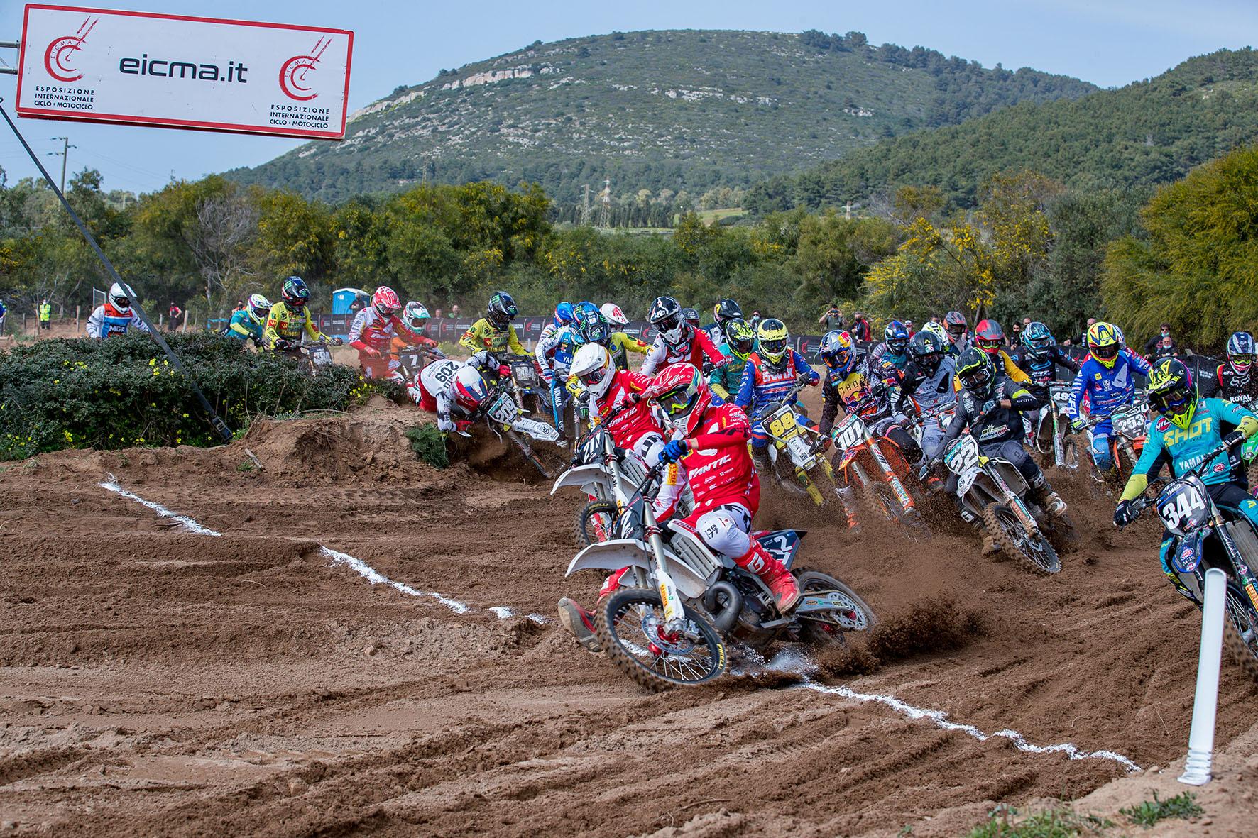 A Mantova l'ultimo round degli Internazionali Motocross thumbnail
