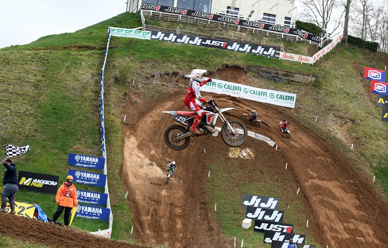 Weekend di esperienza per i Pata Talenti Azzurri FMI Motocross a Maggiora thumbnail