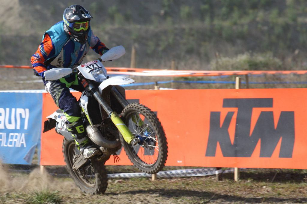 Montecalvo Irpino ospita la seconda prova del Campionato Italiano Enduro Major thumbnail