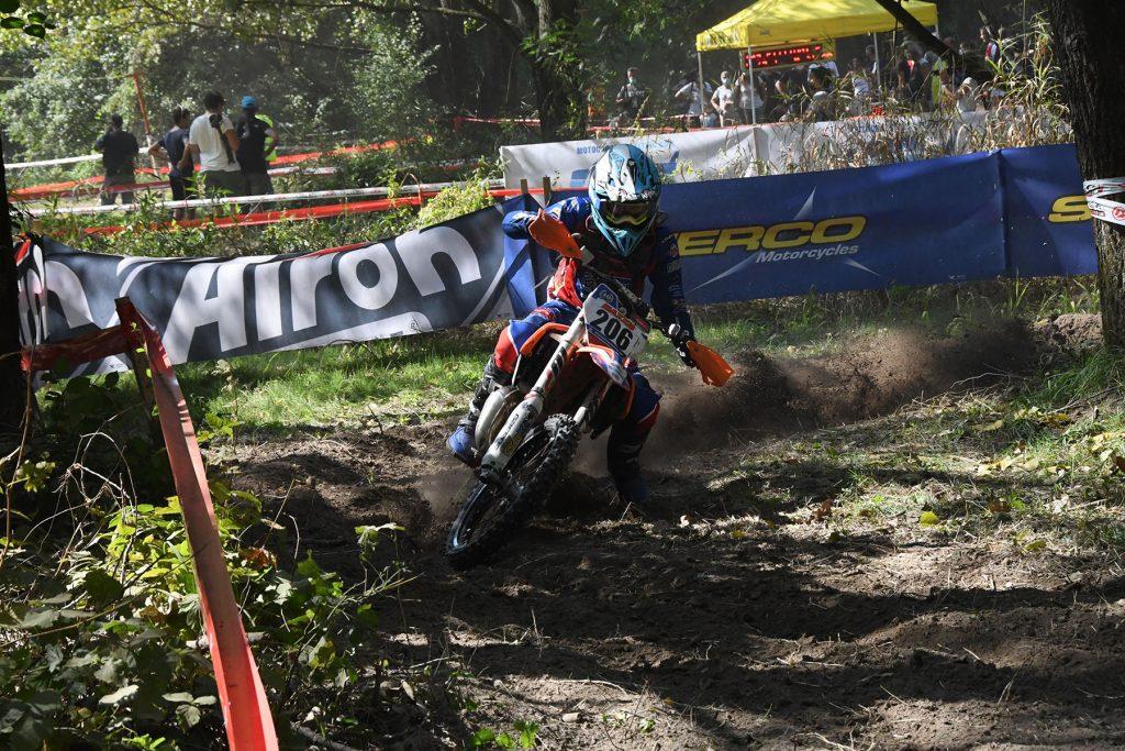 Il Campionato Italiano MiniEnduro parte da Santa Cesarea Terme thumbnail