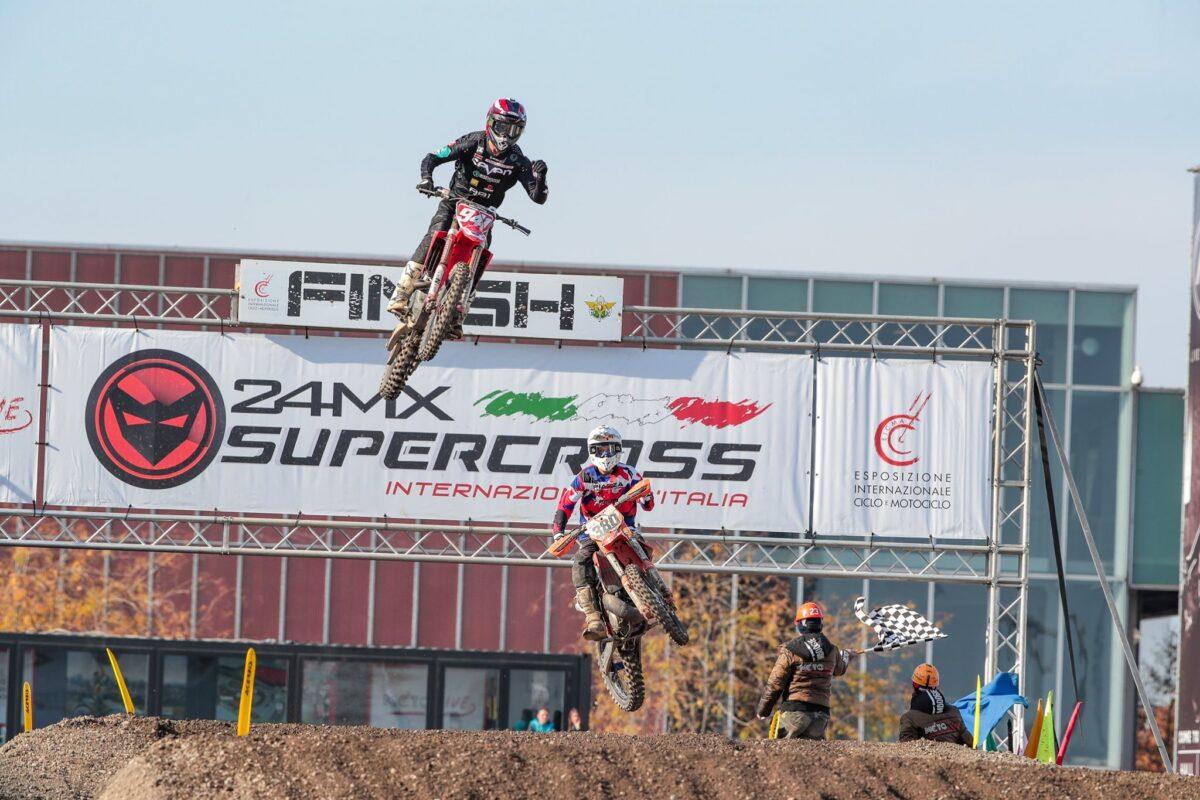Ecco gli Internazionali Supercross! thumbnail