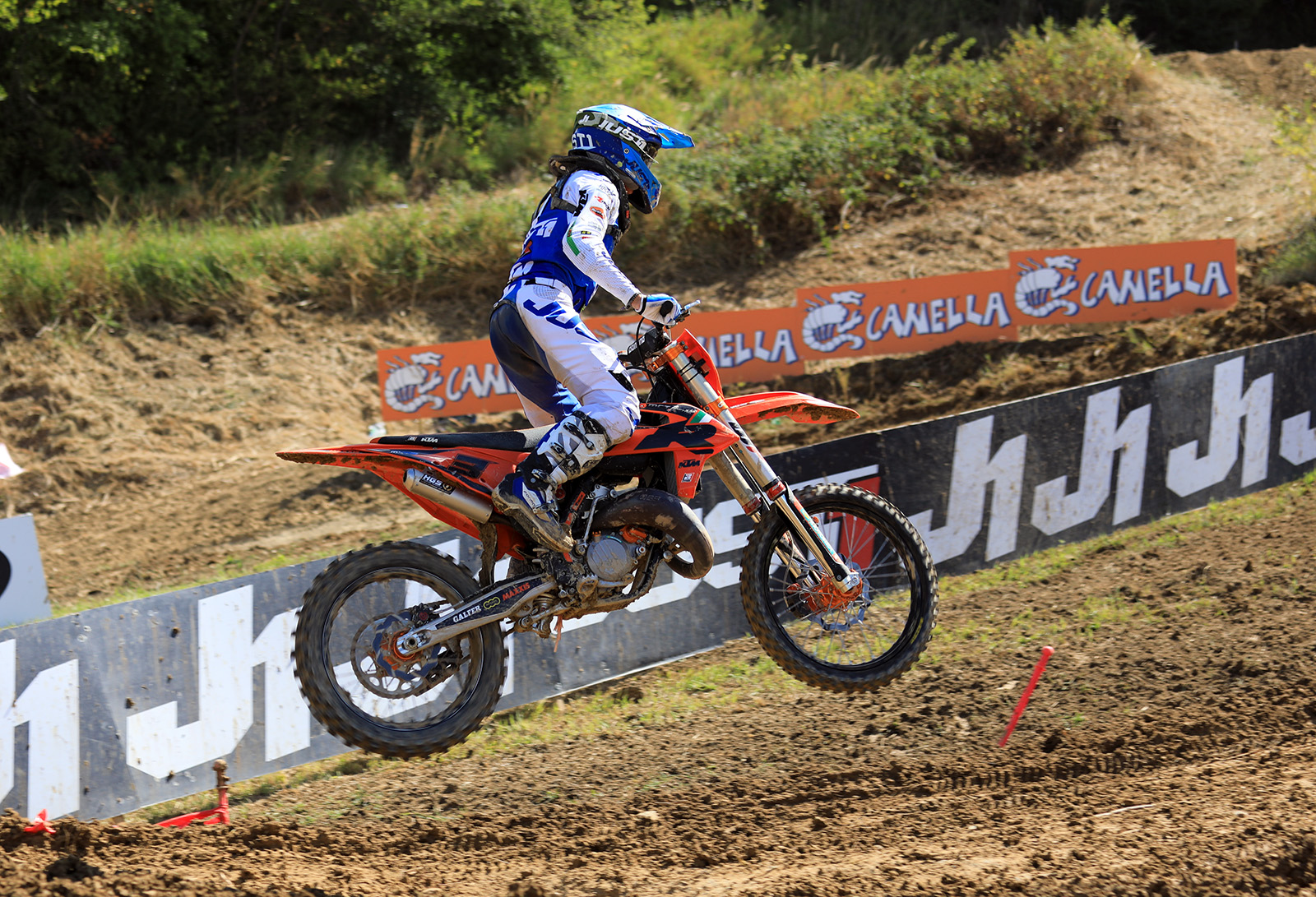 Weekend di gara con i Pata Talenti Azzurri FMI Motocross protagonisti su più fronti thumbnail